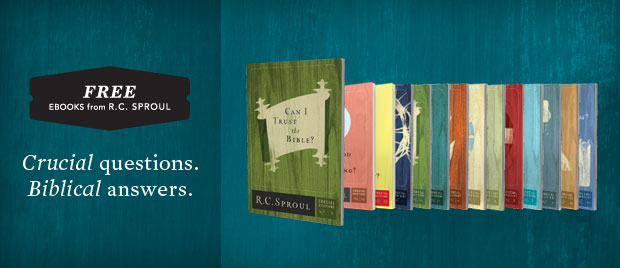 RC Sproul Free Crucial Questions Ebooks!